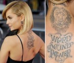 Cool Celeb Tattoos