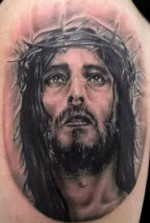 Amazing Jesus Tattoo Designs