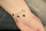 Birds Small Tattoo Ideas