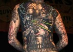 Whole back Star Wars Tattoos
