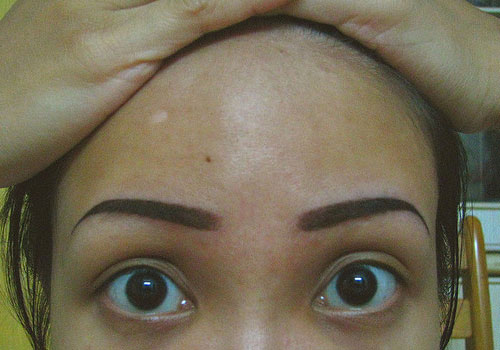 Permanent Tattoo Eyebrows